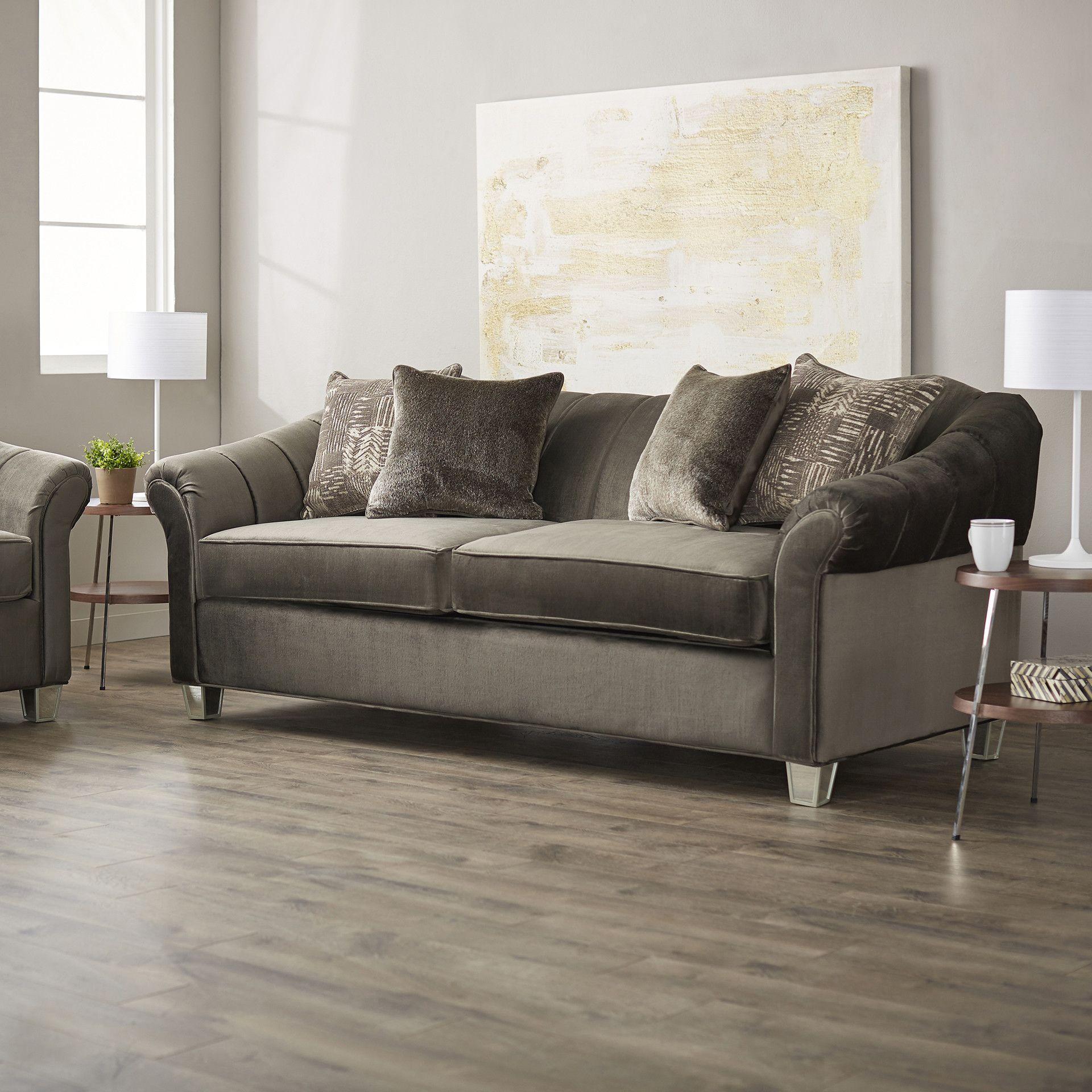 house of hampton millie 87 sofa apartment style pinterest