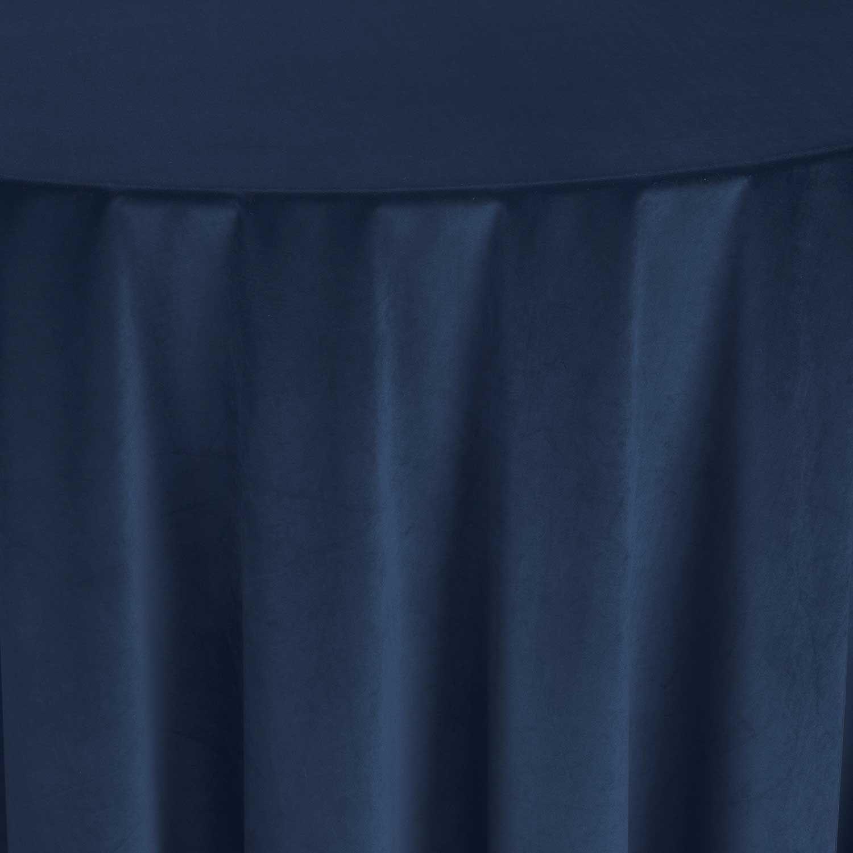 Midnight Velvet Table Linen in 2020 Wedding table linens