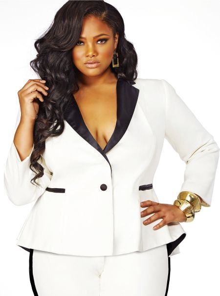 Scandal! Creating an Olivia Pope Wardrobe For Plus Size Gladiators ...