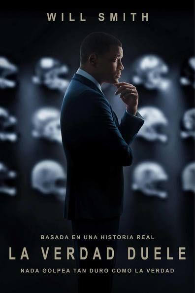 Ver Pelicula La Verdad Duele Concussion 2015 Online Gratis Will Smith Movies Will Smith Movie Posters