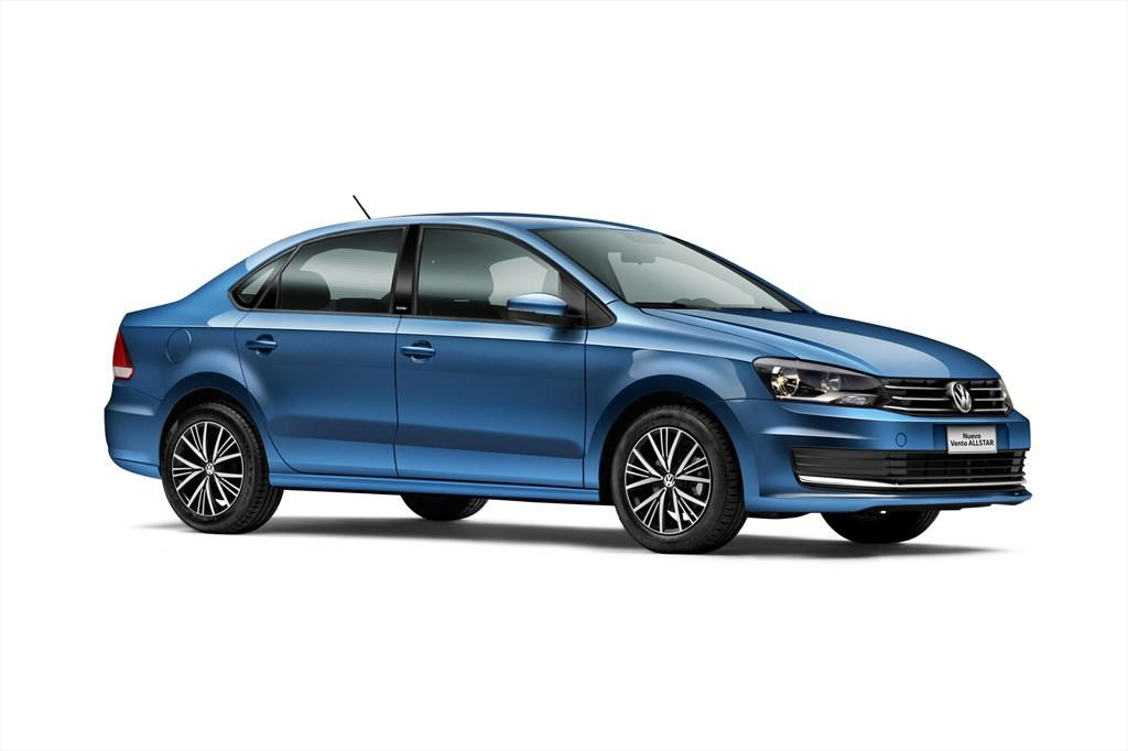 VOLKSWAGEN VENTO ALLSTAR CAR LAUNCHED IN INDIA