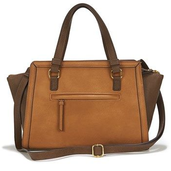 Naturalizer Lacie Handbag (Brown Combo)