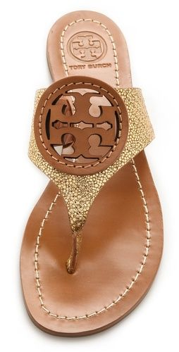 e7af46ead Tory Burch Louisa Thong Sandals