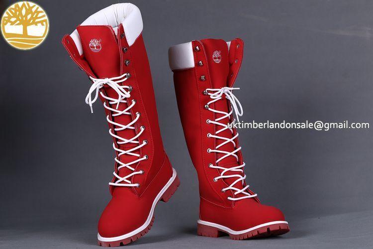 Black Timberland Boots Women