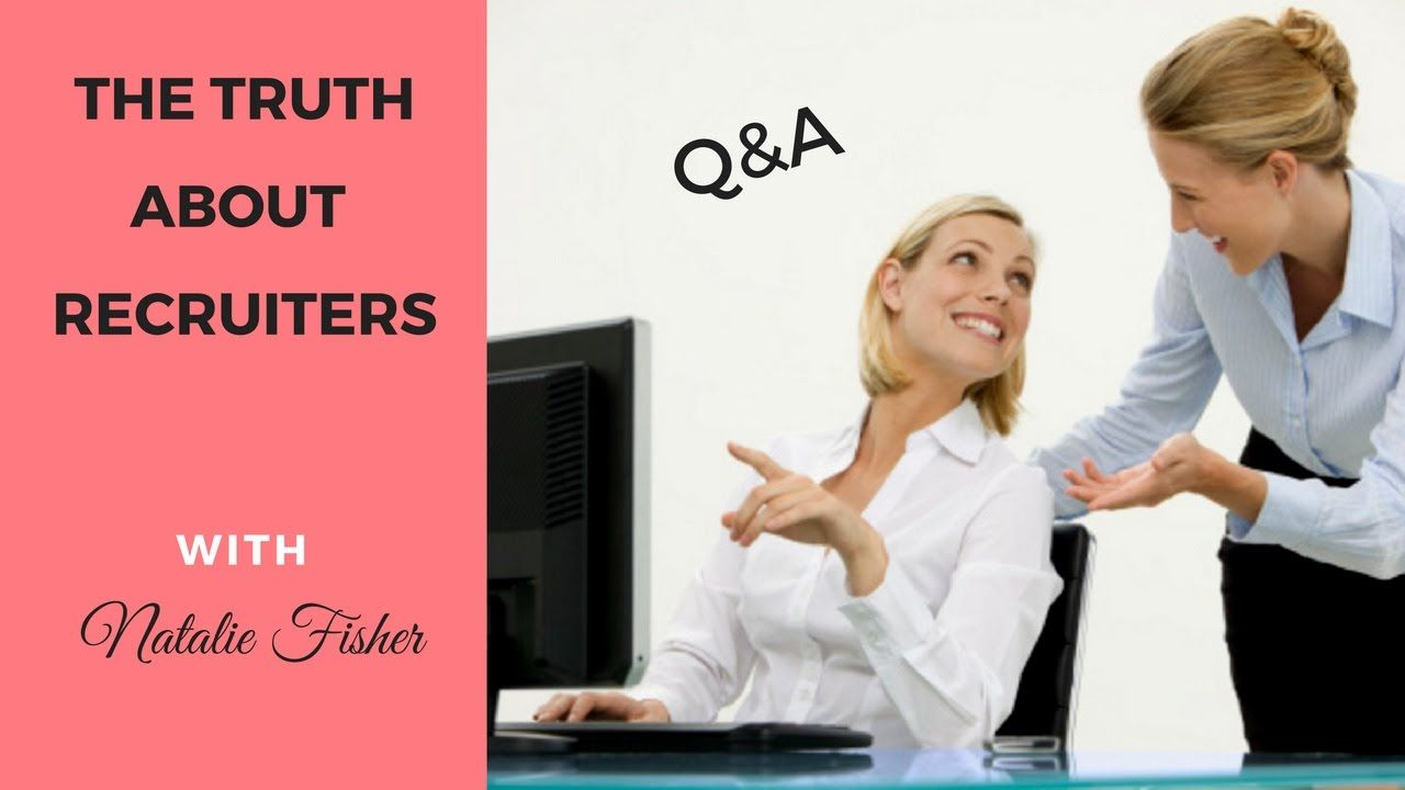 The Truth About Recruiters Get the Free Job Search Tool