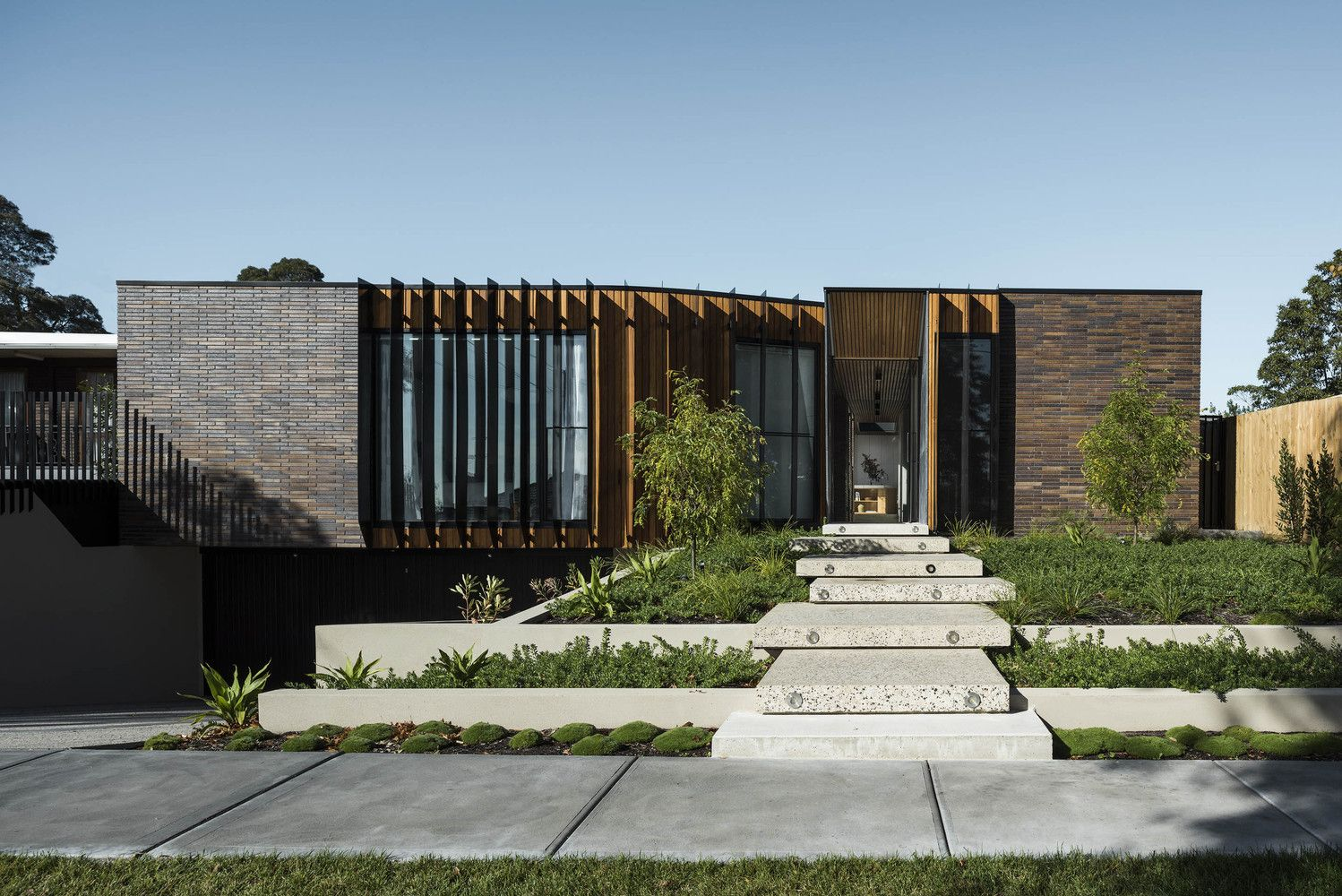Gallery Of Courtyard House Figr Architecture Design
