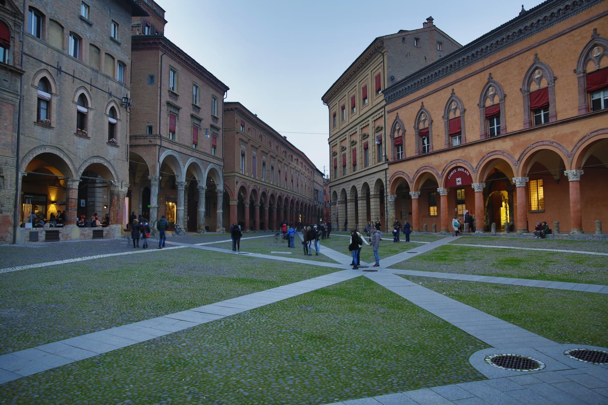 Bologna Villa Guastavillani sul colle di Barbiano
