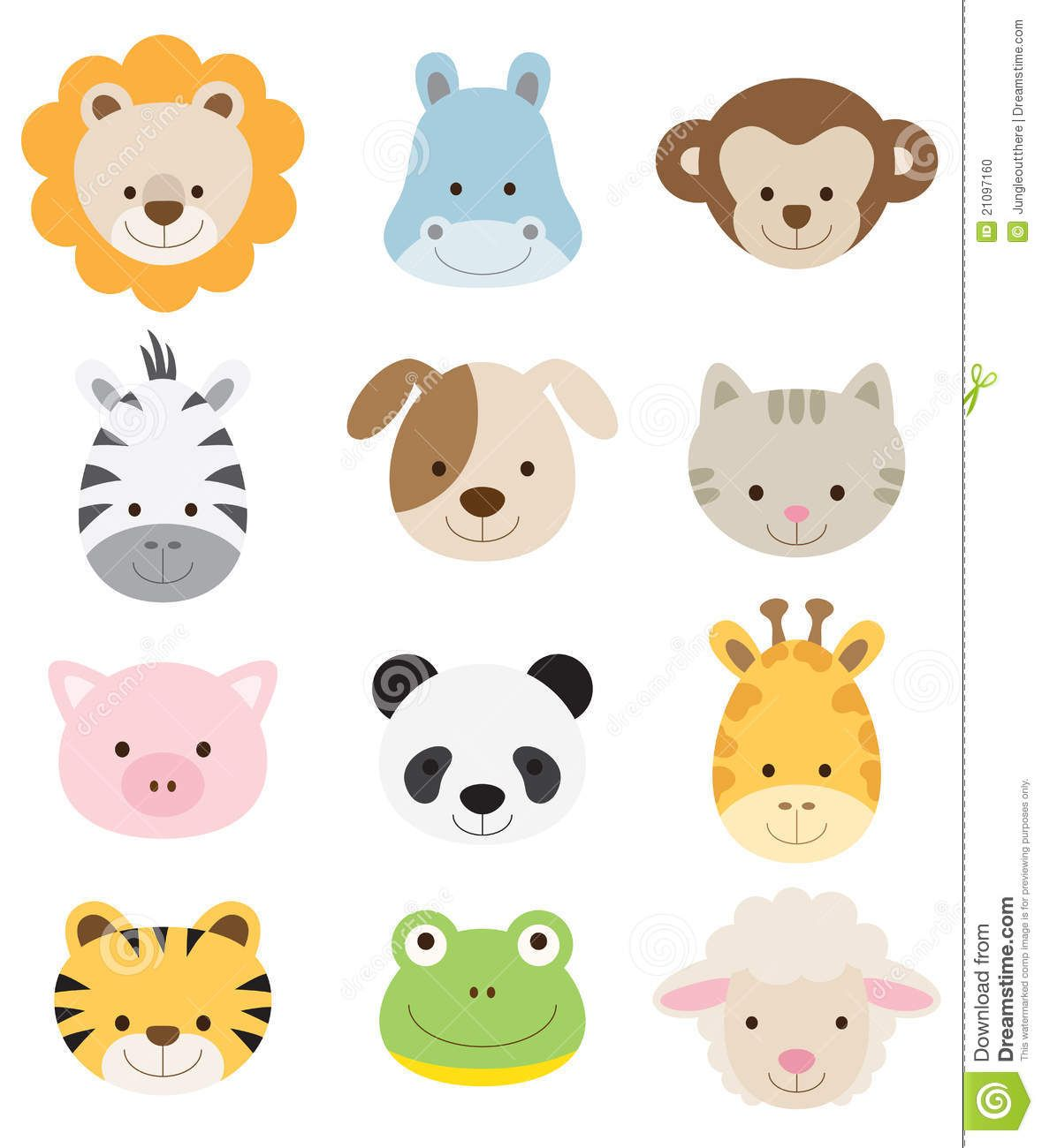pinterest clipart animals - photo #41