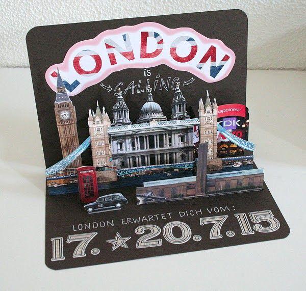 Wir haben unserem Sohn zur Konfirmation einen Besuch in London