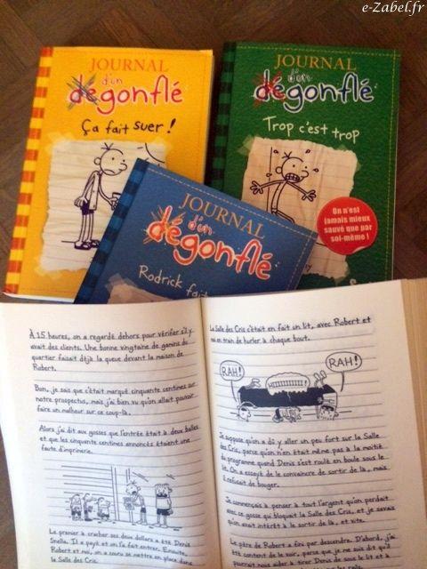 journal degonfle livre enfant jolis livres pour la jeunesse pinterest jeunesse la. Black Bedroom Furniture Sets. Home Design Ideas