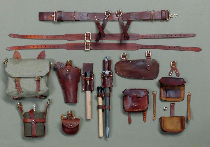 Armorama Ww1 British Army Uniform Colors Bags And