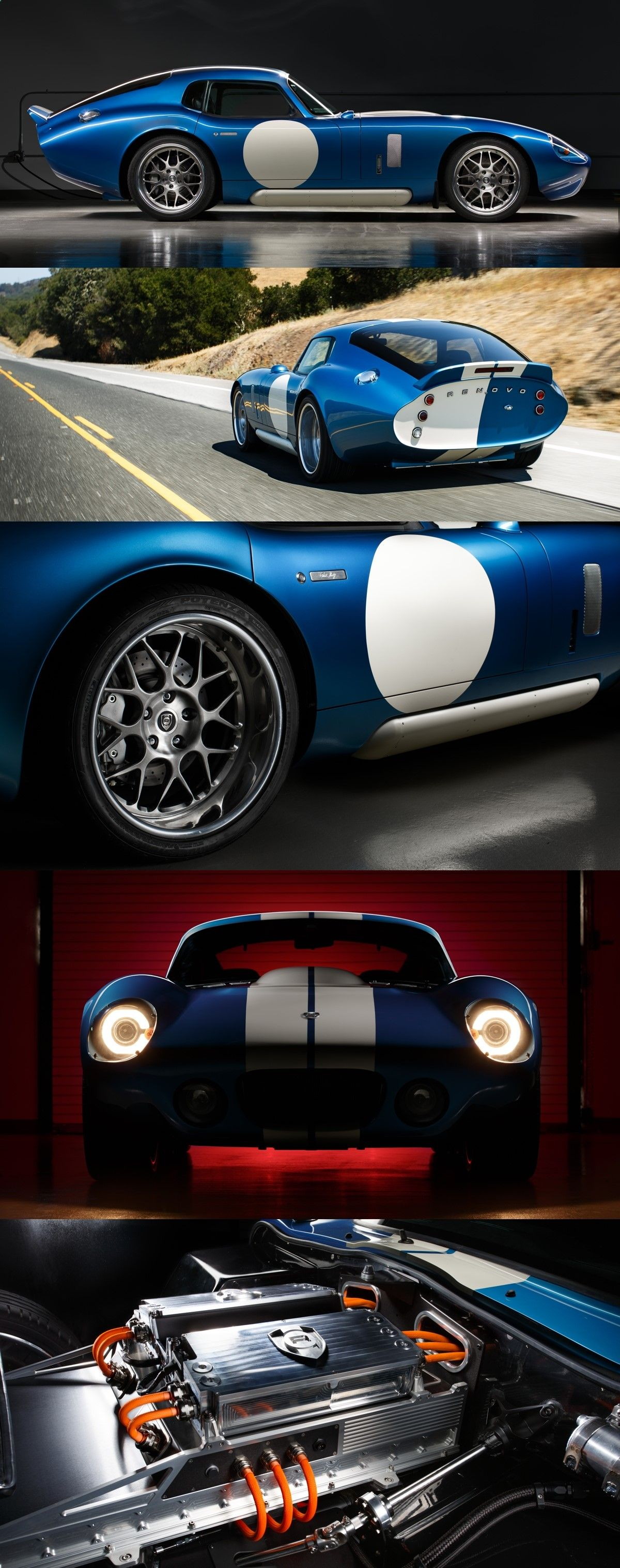 Shelby Cobra Daytona Best Cars 96 Pinterest