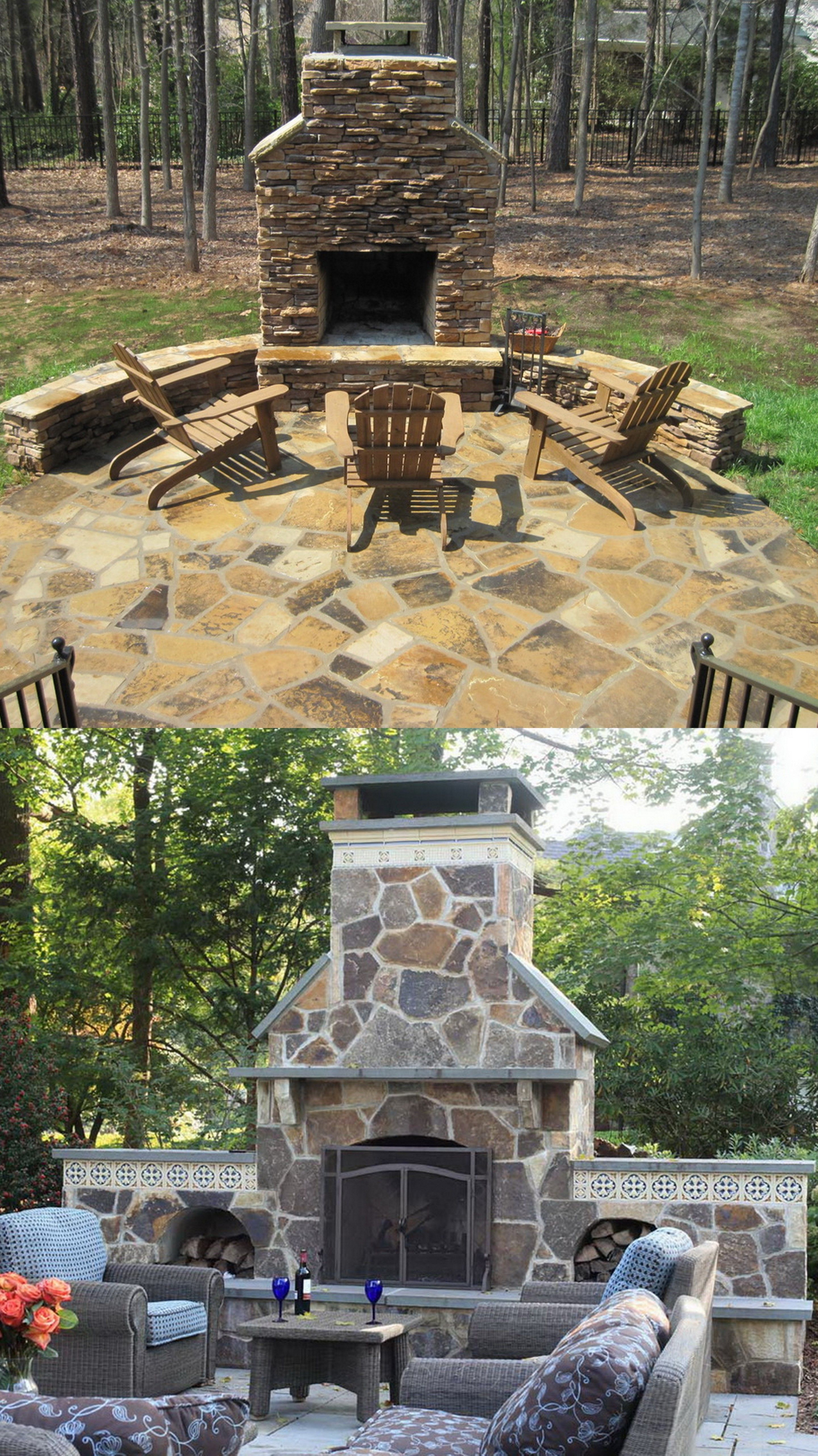 amazing outdoor fireplace designs part 1 outdoor fireplace designs