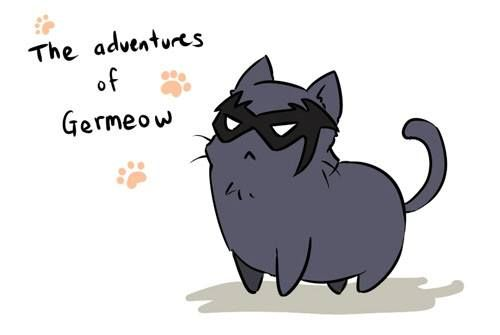 The Adventures of Germeow (Part 1)