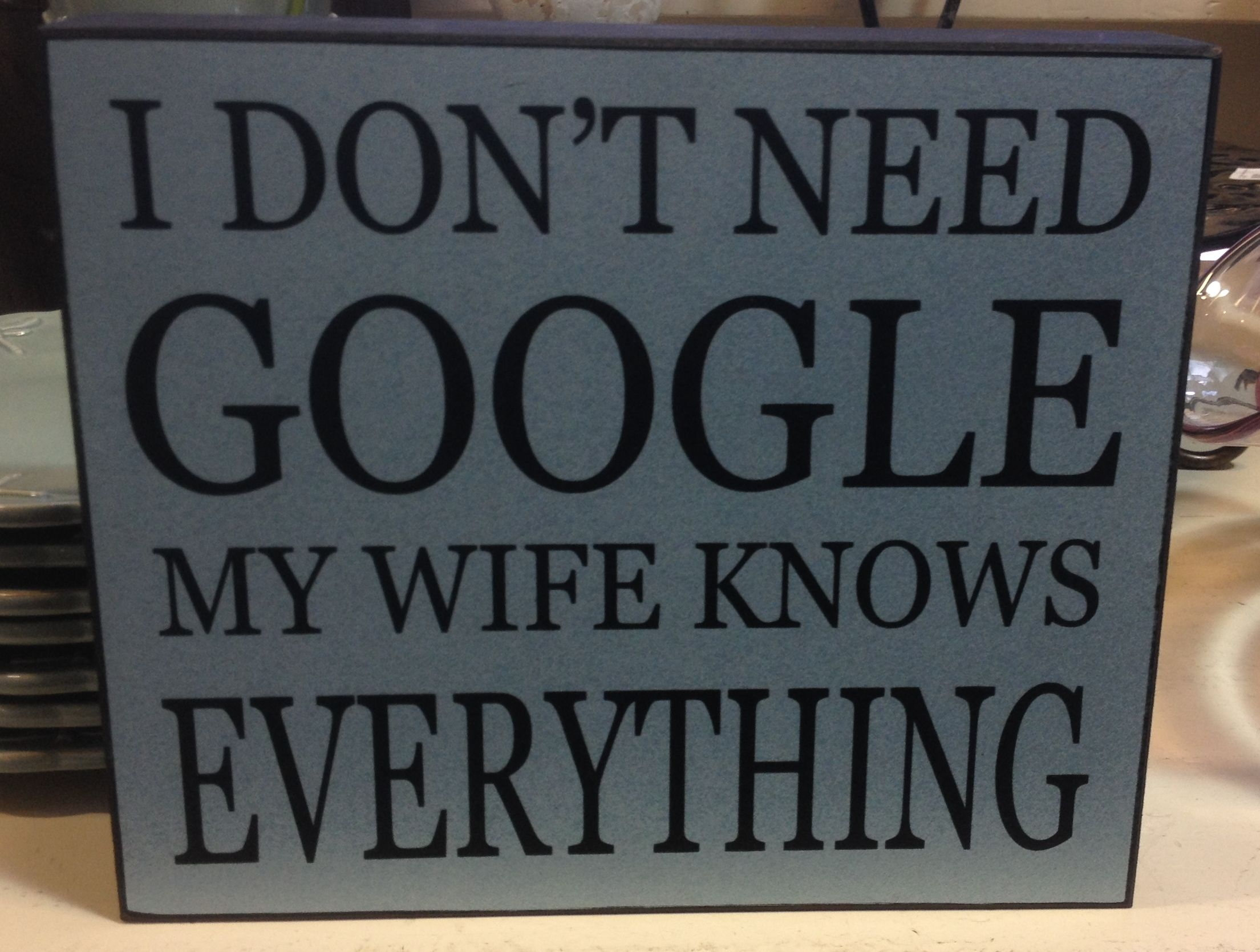 Gentlemen This May Be The Perfect Gift To Purchase For Your Wife