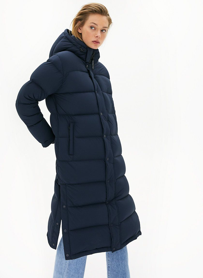 The super puff™ long in 2020 | Coats for women, Winter ...