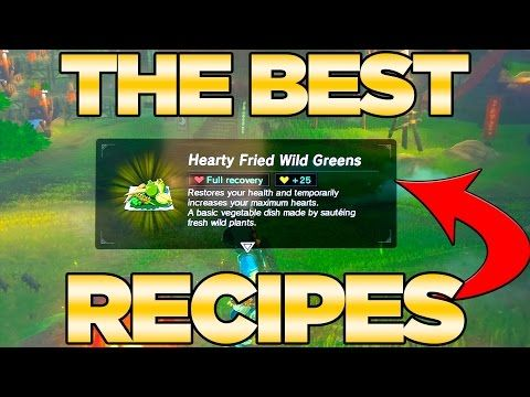 Best recipes cooking guide for food in breath of the wild youtube best recipes cooking guide for food in breath of the wild youtube forumfinder Choice Image