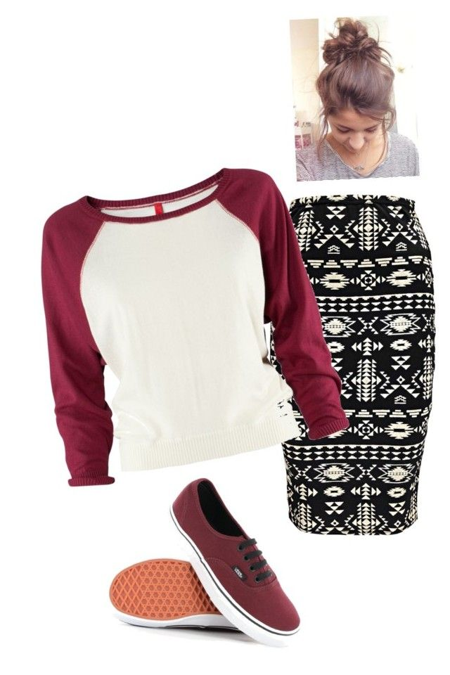 7d0cc9ebebbcf Untitled #758 by bye18 on Polyvore featuring polyvore fashion style H&M  Boohoo Vans clothing