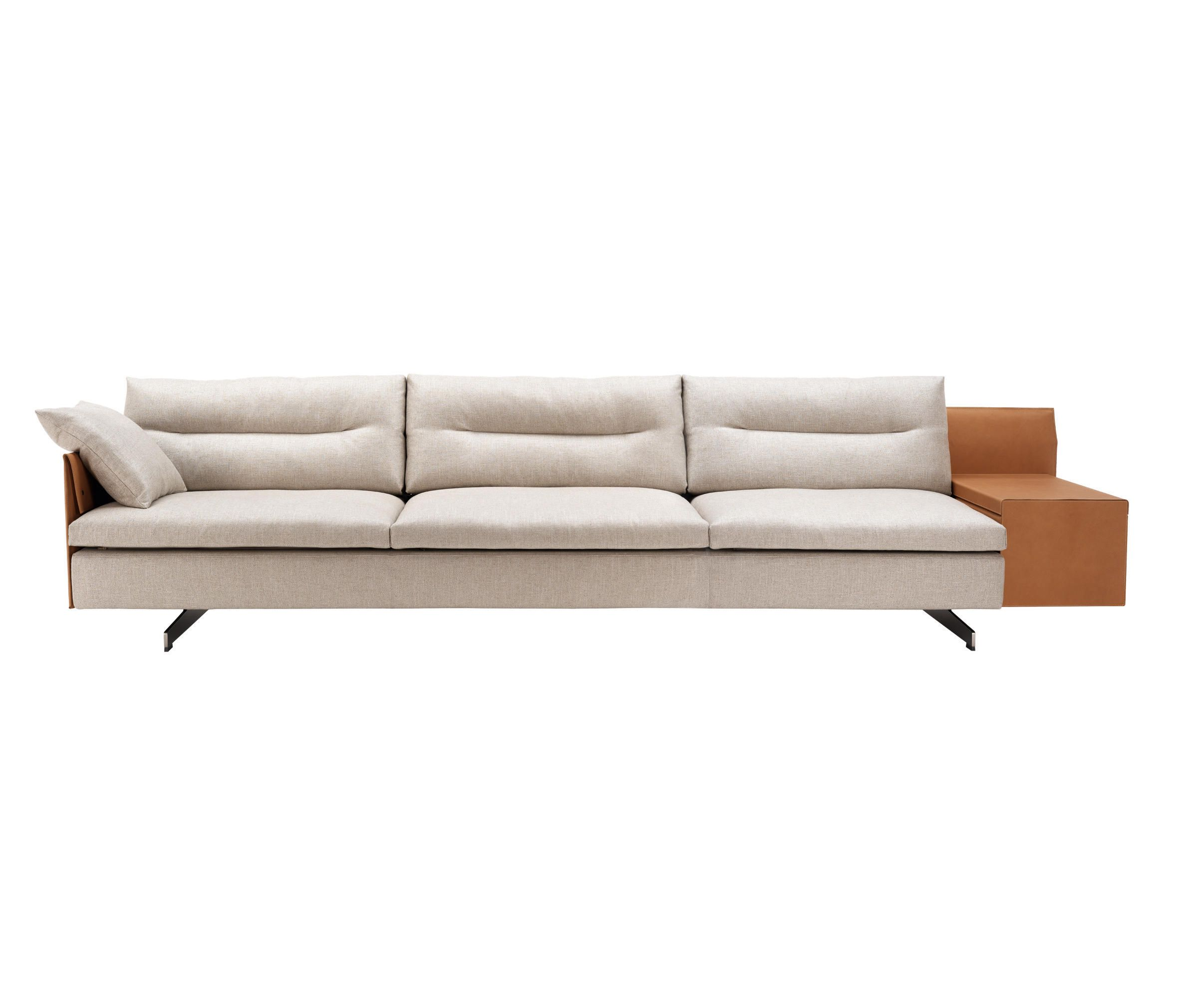 GRANTORINO Designer Sofas from Poltrona Frau ✓ all information