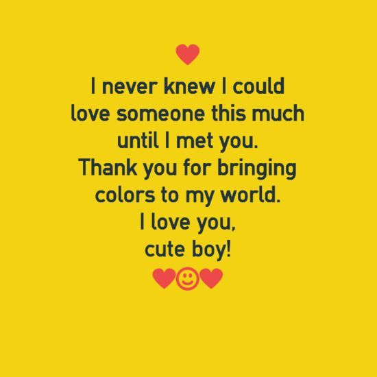 Love Quotes Happy Birthday Quotes for Boyfriend