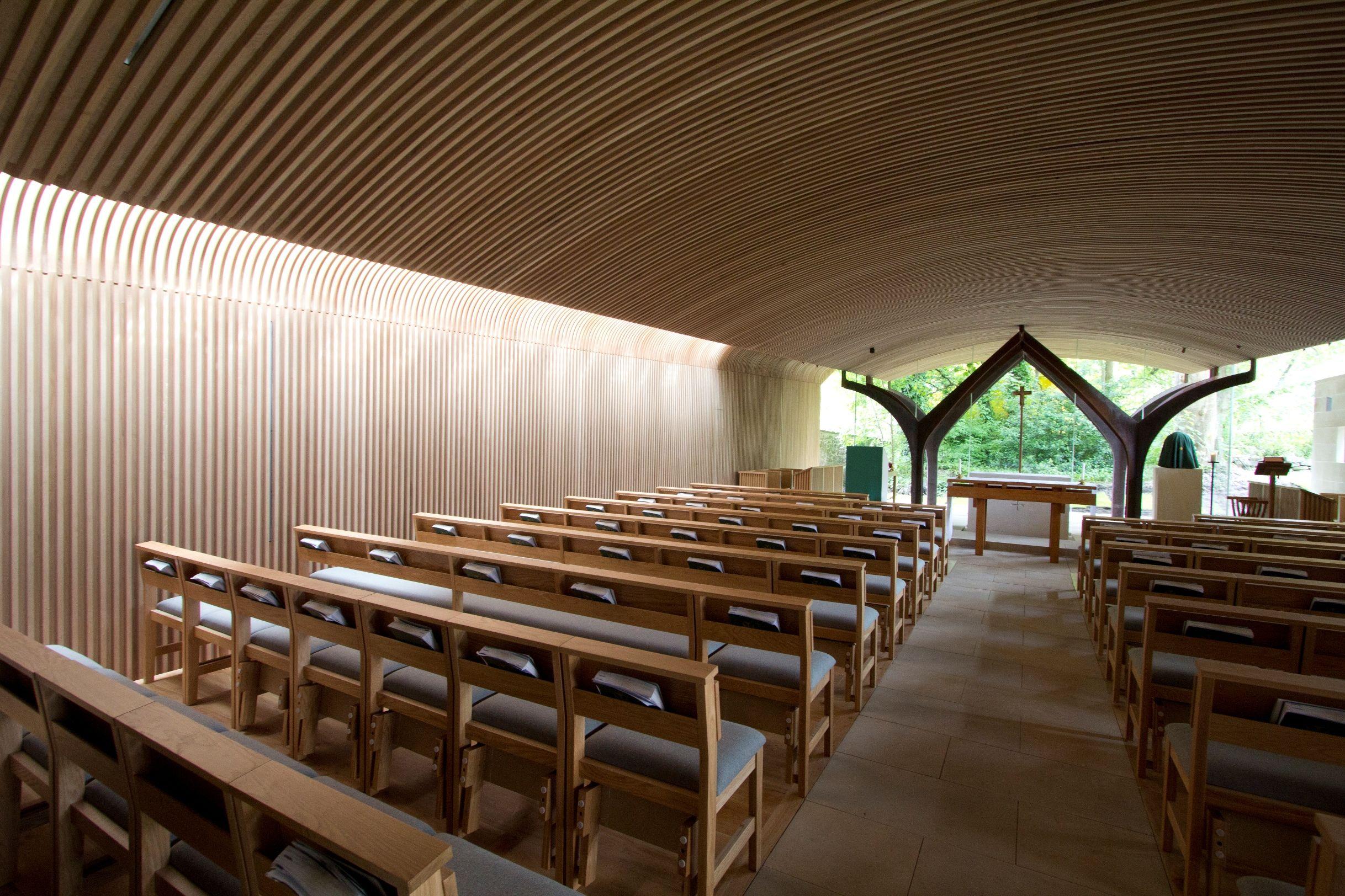 Chapel of St Albert the Great, Edinburgh EH8 9LD | Best Modern Churches Awards Shortlist