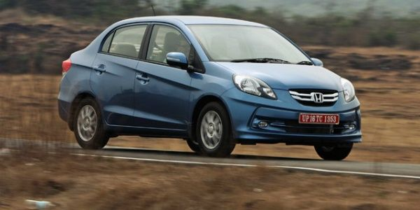 Honda Launches New Amaze Sx Variant At Rs 6 22 Lakh Ex Showroom