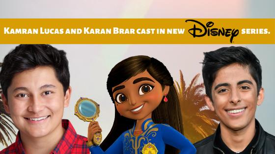 Ipop Alum Karan Brar And Kamran Lucas Cast In New Series Ipop In 2020 Karan Brar It Cast New Series