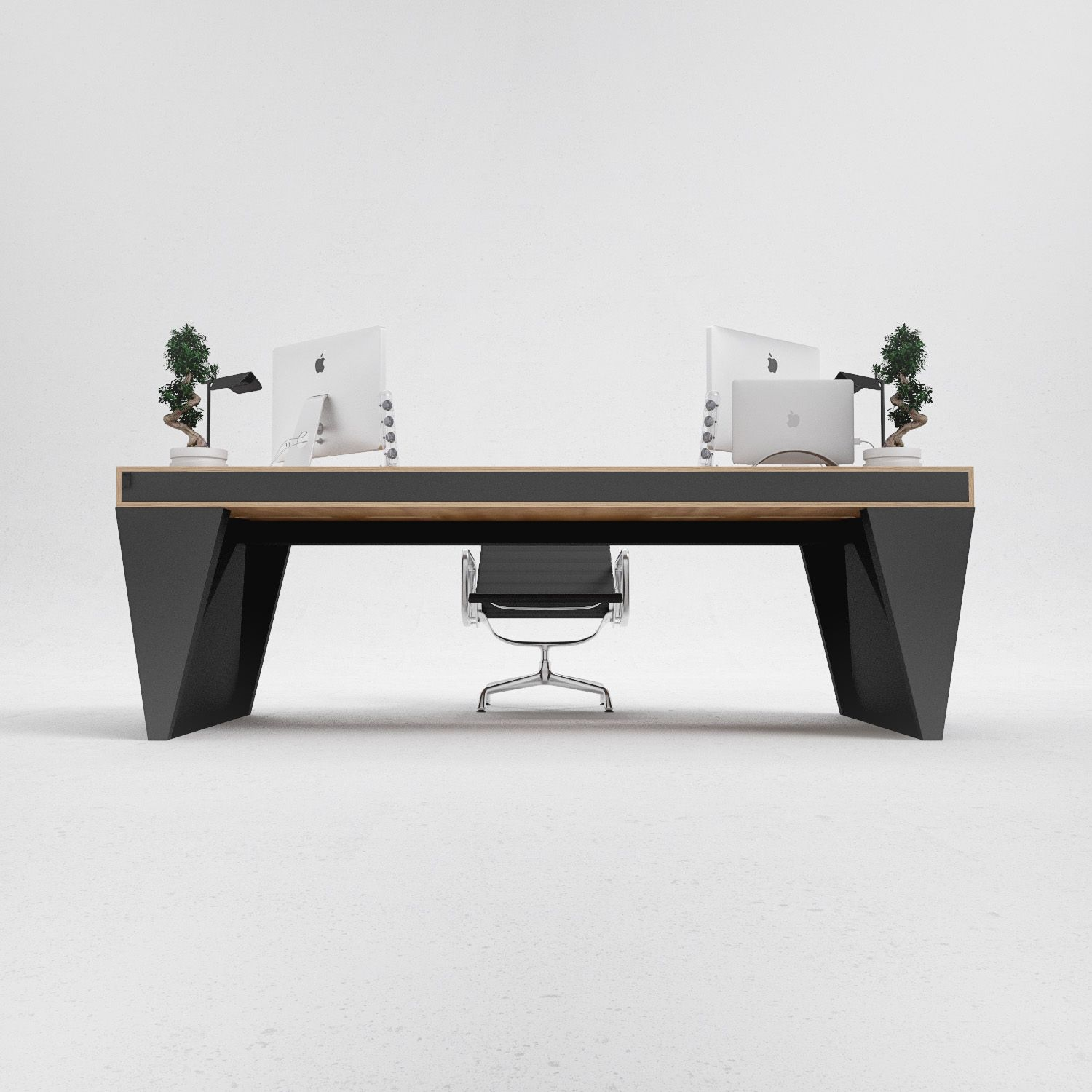 OS1 executive desk Design bureau ODESD2 Escritorios y Recepciones Pinterest