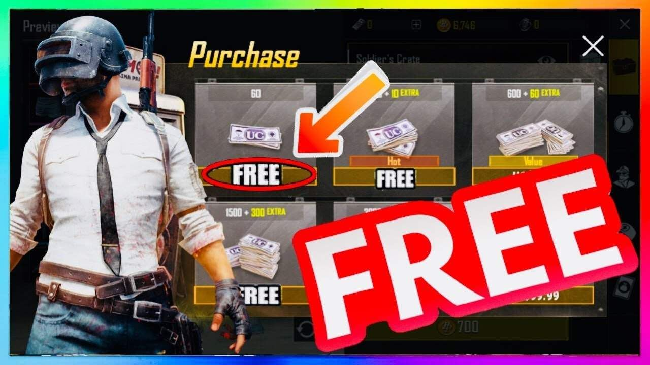 How To Get FREE UC In PUBG Mobile Emulator Tricks 2020 in