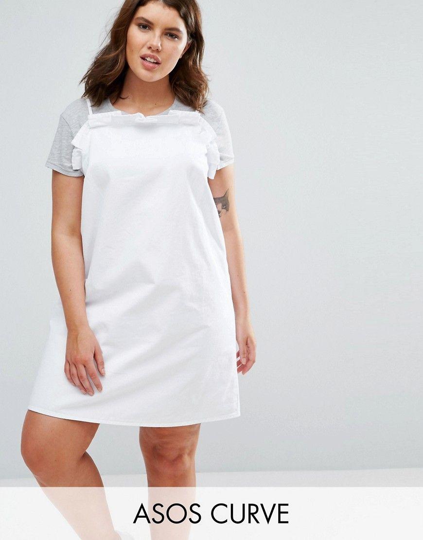 3c44da3c56 ¡Consigue este tipo de vestido informal de Asos Curve ahora! Haz clic para  ver