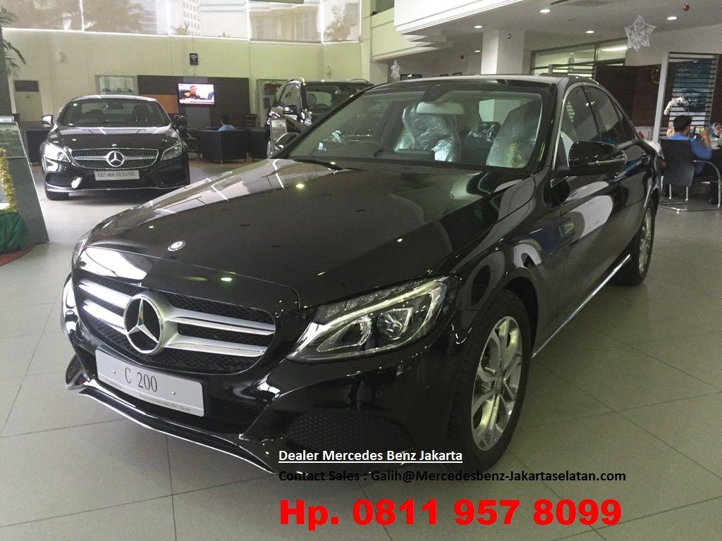 Harga New Mercedes Benz C Class Indonesia New C200 Avantgarde 2016 Jakarta Mobil Baru Mercedes Benz Mercedes