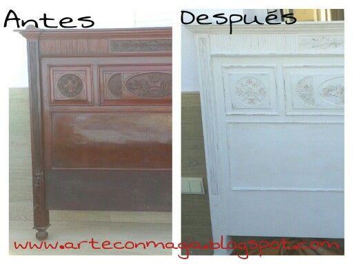 Si quieres restaurar o tunear algún mueble dime que presupuesto tienes....siempre se puede hacer algo. www.arteconmagia.blogspot.com