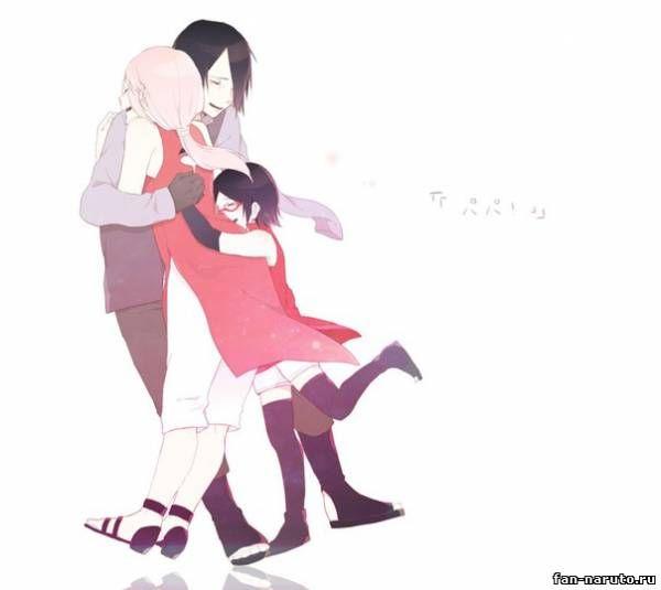 Возвращение Саске | Наруто, Аниме, Девушки из аниме