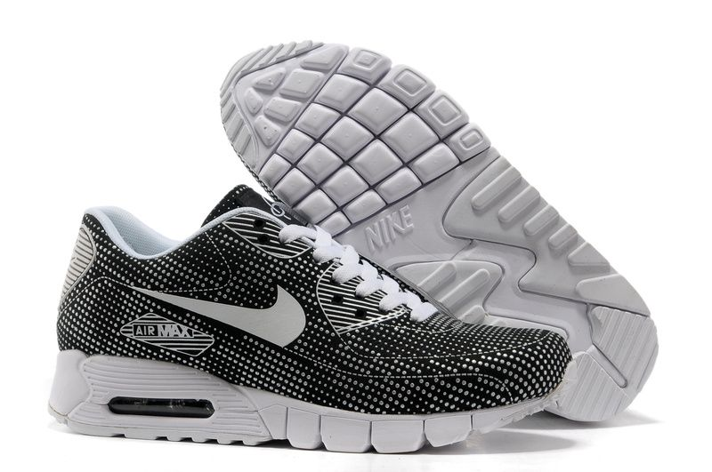 pretty nice 02d89 3161a Nike Air Max 90 Current Moire Omega Pack Black White 344081 003