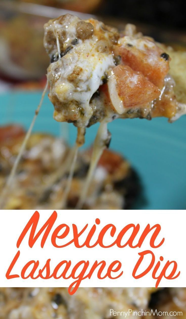 Mexican Lasagne images