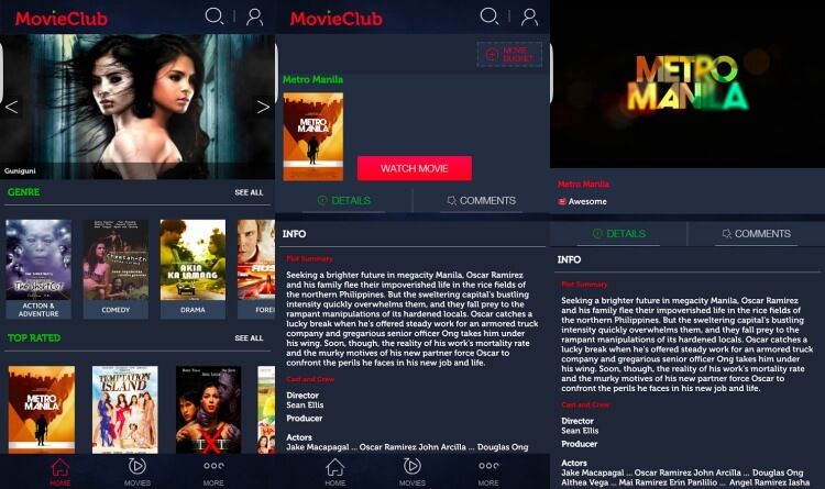 Free filipino and foreign movies streaming courtesy of