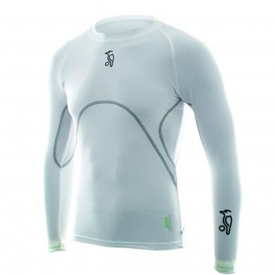 Kookaburra Cricket Skins Base Layer White Apex Base Layer Skinfit Buy Online India Price Photos Features De Base Layer Top Workout Clothes Base Layer