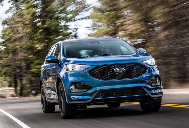 2020 Ford Edge Overview, Price, Interior Ford edge, Ford
