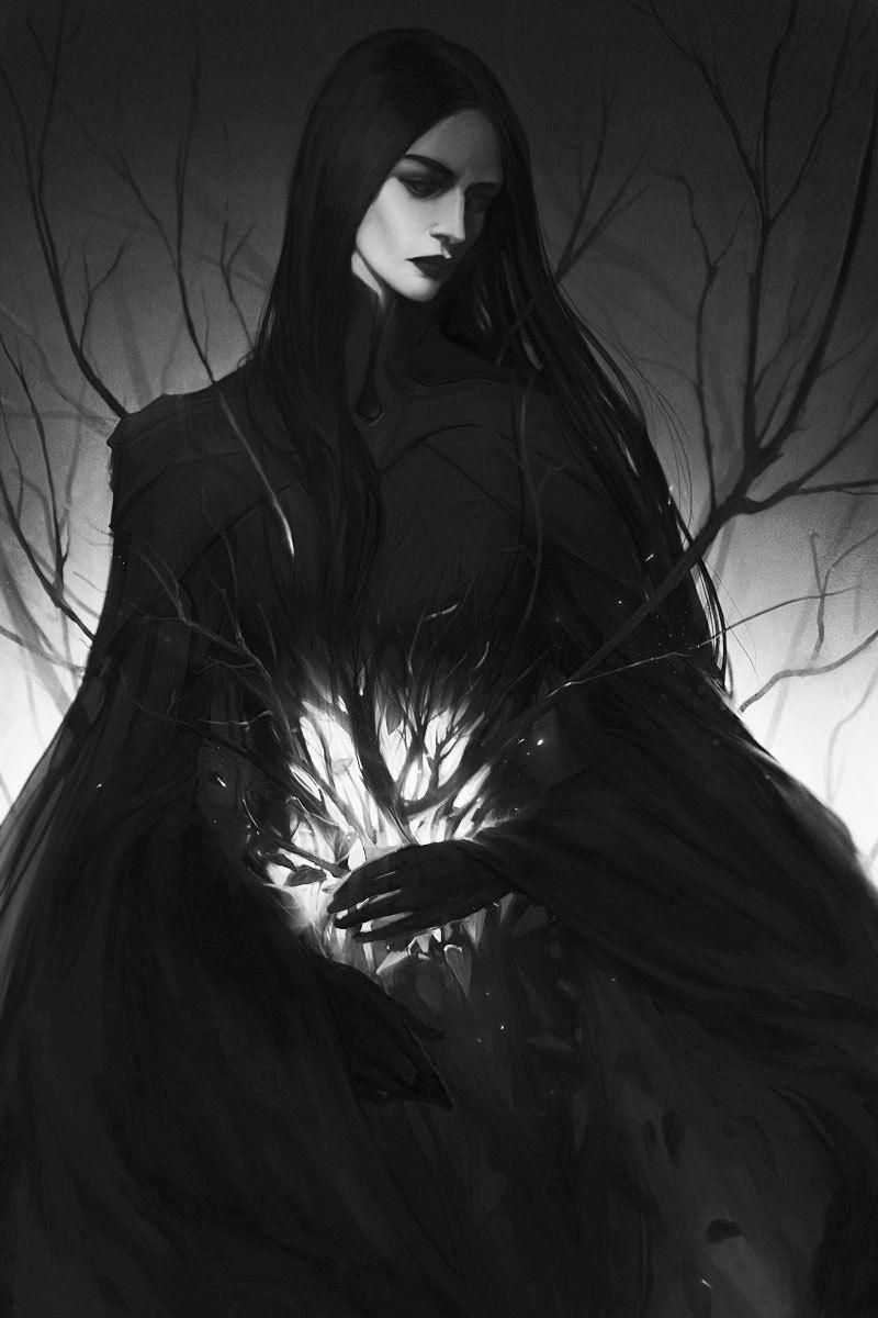 Frau teilen Fantasy Tumblr