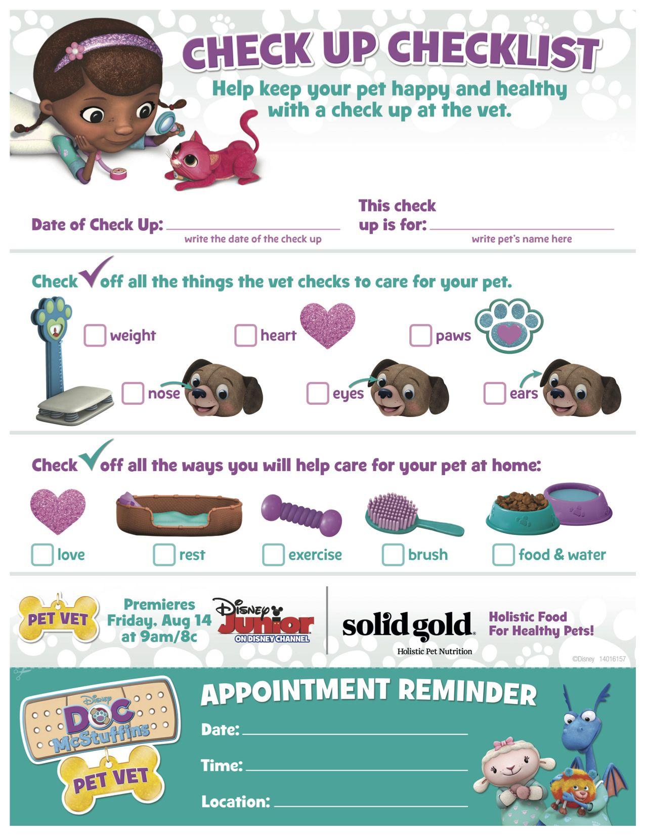 Every petloving kid has dreams of a vet. Let