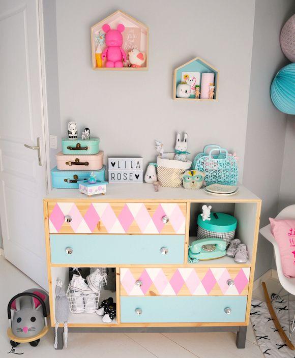 La Chambre Bebe De Lila Rose Girl Room Room Decor Kids Furniture