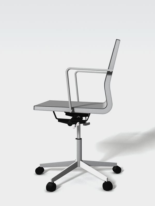 The Chair office chair by Vincent van Duysen for Bulo.