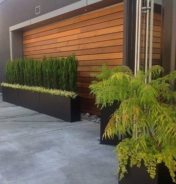 Modern   Outdoor Planters   Vancouver   Object Outdoors Site