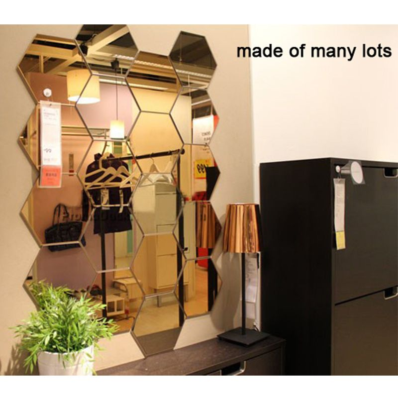 Cheap Mirror Wall Stickers, Buy Quality Wall Sticker Directly From China  Diy Home Decor Suppliers