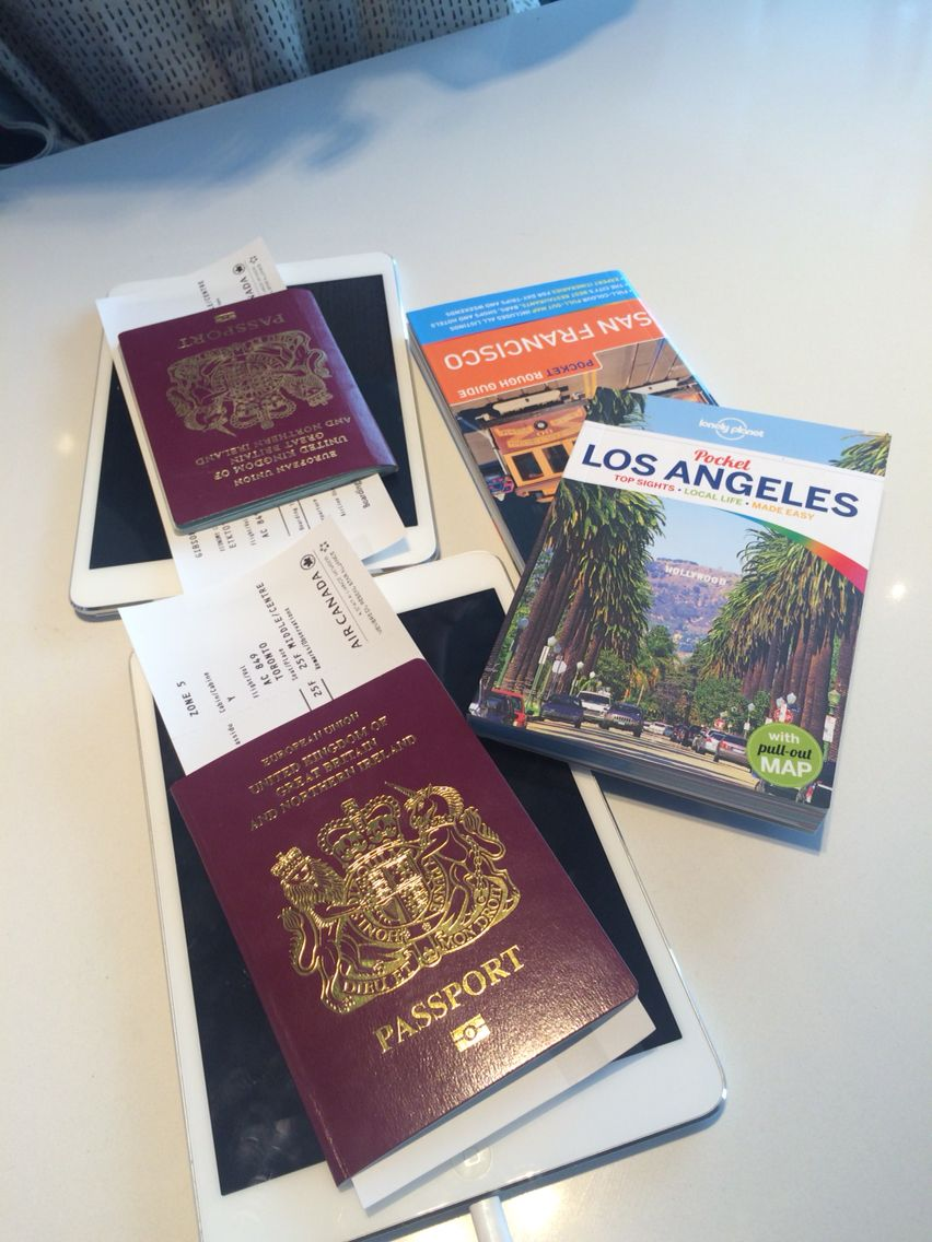 The excitement!! Visa online, Passport online, Passport