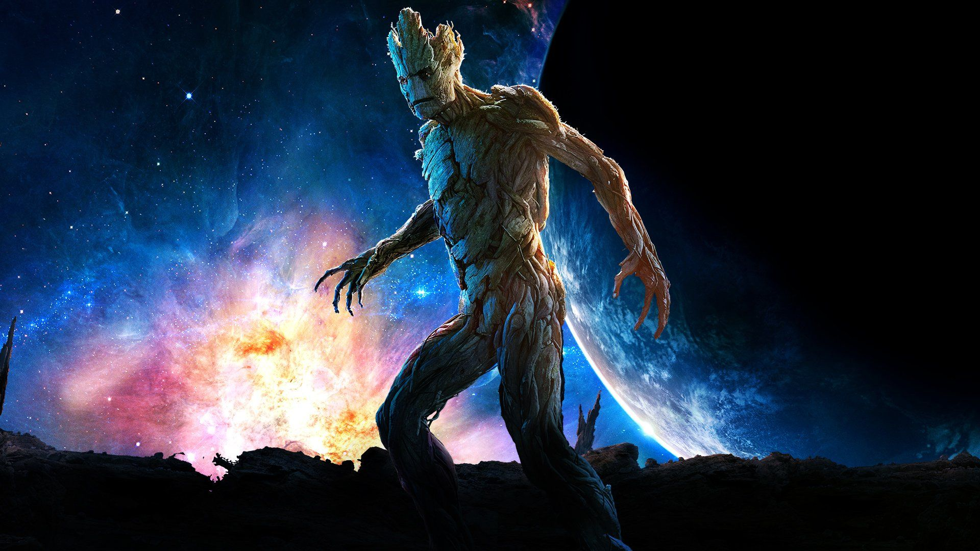 Guardians Of The Galaxy X Wallpapers Nonadas Fond Ecran Galaxie