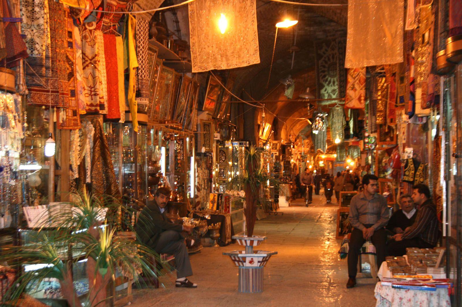 Resultado de imagem para bazaar iran