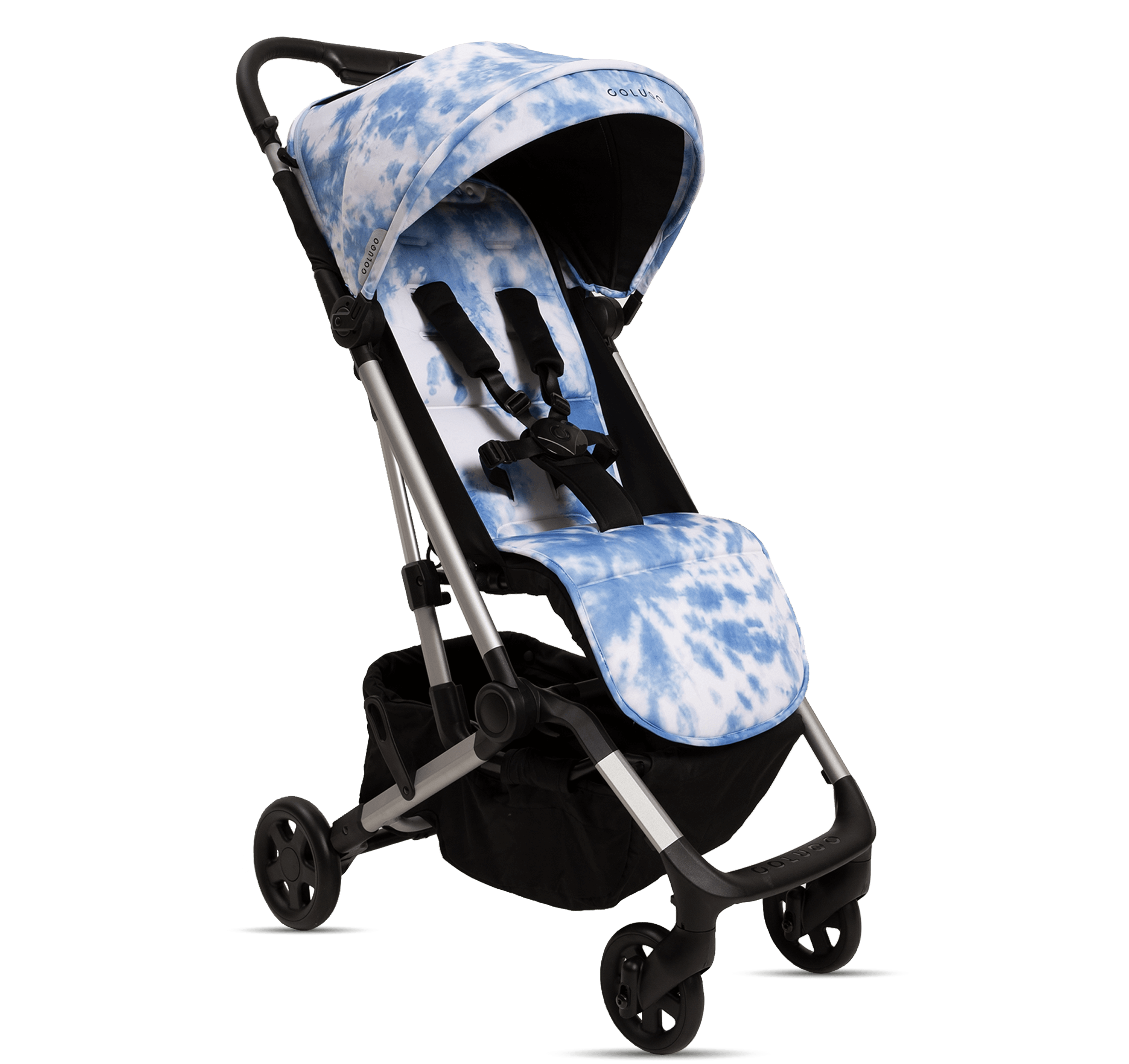 The Compact Stroller Floral Diaper backpack, Compact