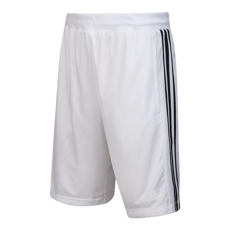 adidas Men's D2M 3 Stripes Shorts   Adidas men, Sport