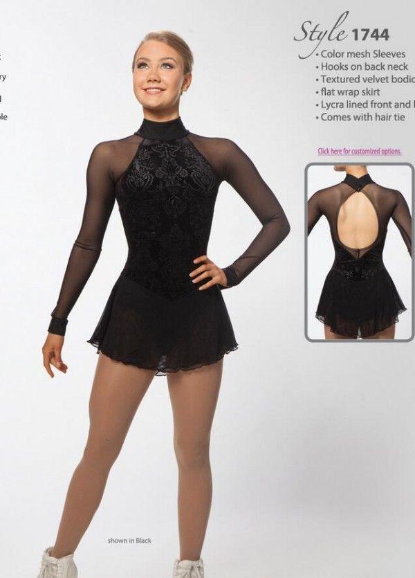 Black Ice Dresses